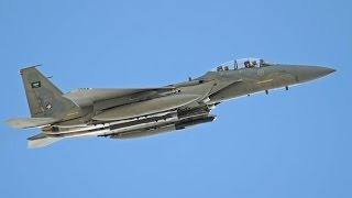 RSAF عاصفة الحزم.. قصف الميليشيات الحوثية في اليمن
