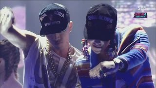 getlinkyoutube.com-GD X TAEYANG  - 'GOOD BOY' 1207 SBS Inkigayo