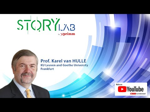 STORY LAB with Karel van HULLE (2): 9 lessons learnt in a lifelong career in reforming financial markets