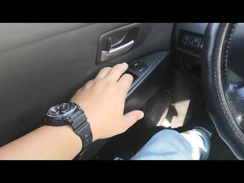 Не работают стеклоподъёмники Mazda 3. Как настроить их после снятия аккумулятора.