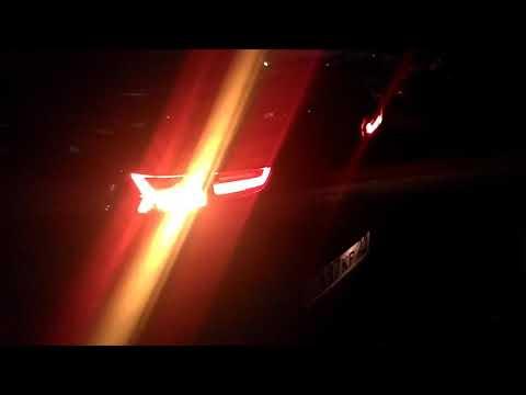 Задние фонари на лансер
