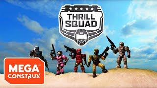 getlinkyoutube.com-Thrill Squad (Part 1) by Mega Bloks Halo