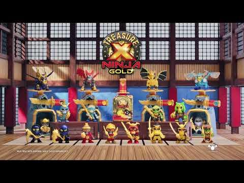 Treasure X Ninja Hunters Single Pack Assorted