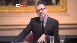 George Michael: 'Tweet Me About Private Life'