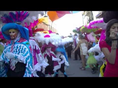 Carnaval Papalotla Tlaxcala 2013 (barrio de Xolalpa)