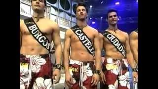 getlinkyoutube.com-Mister Spain 2006 - Sexiest Swimwear of Contestants
