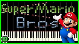 getlinkyoutube.com-IMPOSSIBLE REMIX - Super Mario Medley (1/2)