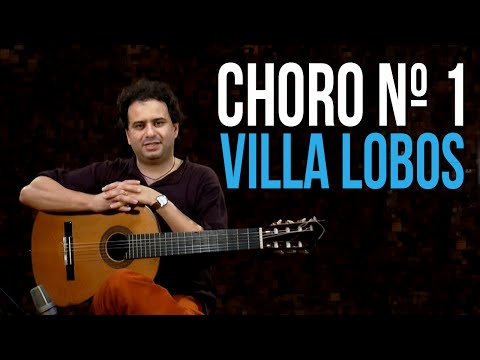 Heitor Villa Lobos - Choro Nº1