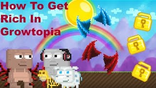 getlinkyoutube.com-Growtopia*How To Get Rich Fast And Easy (Eps1)