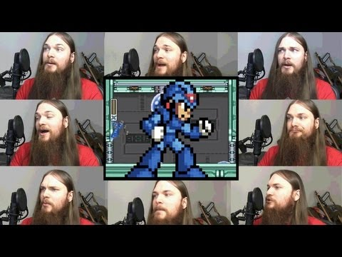 Megaman X - Spark Mandrill Acapella