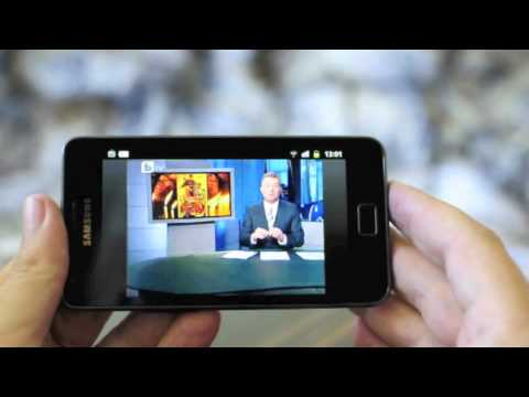 Samsung Galaxy S2 Quick Overview
