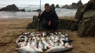 getlinkyoutube.com-Pesca de Corvinas en Peru 2012!