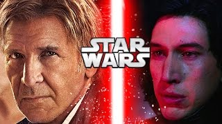 Kylo Ren's Thoughts When He Killed Han Solo in The Force Awakens - Star Wars Explained