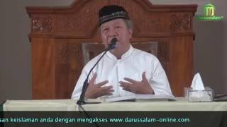 Peranan Utama Masjid - Ust Aseph Aonuddin