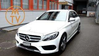 getlinkyoutube.com-2014 Mercedes-Benz C-Klasse T-Modell - Test / Review