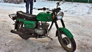 getlinkyoutube.com-Восход 3М обзор и тестдрайв мотоцикла