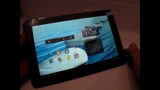 getlinkyoutube.com-10.1'' Capacitive Touch Screen 3G HDMI Android 4.1 16GB U30GT Dual Core 1.6GHz CPU Tablet PC