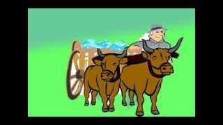 getlinkyoutube.com-Ursul pacalit de vulpe | Povesti romanesti video | Povesti in romana | Povesti clasice video