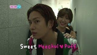 getlinkyoutube.com-WGM TV EP02 Special Highlight Clip (f(x) Amber & Tasty Soryong) 140402 (f(x) 앰버 & Tasty 소룡)