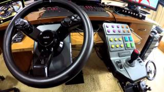 getlinkyoutube.com-Farming Simulator 15 Steering Wheel Unboxing and Setting Up