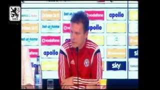 Löwenrunde nach dem Relegationskrimi (02.06.2015)