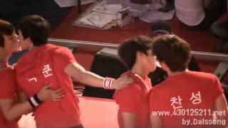 getlinkyoutube.com-kiss ♥ kiss Wooyoung