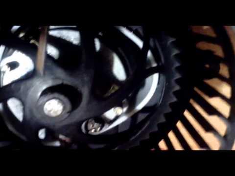 Ремонт вентилятора печки MERCEDES VITO