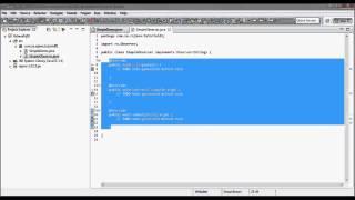 getlinkyoutube.com-RxJava Tutorial 01 - download, setup, & write simple app.