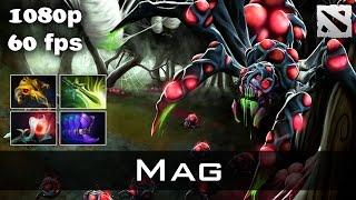 getlinkyoutube.com-Mag Broodmother Ranked Match Dota 2