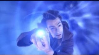 Race to Save River Song - Forest of the Dead - Doctor Who - BBC