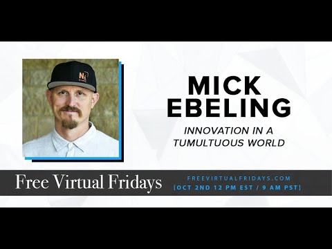 Mick Ebeling