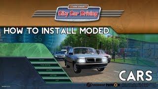getlinkyoutube.com-City Car Driving: How To Install Modded Cars