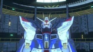 getlinkyoutube.com-ガンダムブレイカー Gundam Breaker Mission 39 Strike Freedom Gundam HD 720p