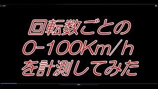 getlinkyoutube.com-爆音XJR1300 バイクで加速してみた。 I tried acceleration 0-100Km/h