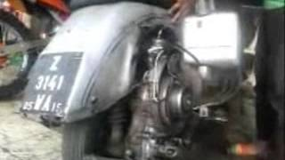 getlinkyoutube.com-Vespa rasa Rx King