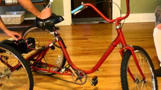 getlinkyoutube.com-Electric Trike Project - Part 2