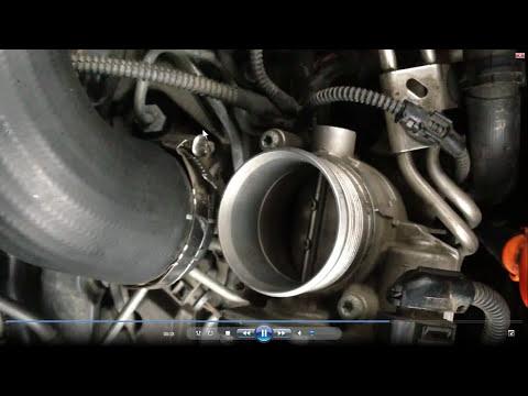 Как сделать Адаптацию дроссельной заслонки на VW Audi Skoda в VCDS