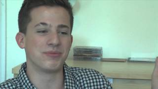 getlinkyoutube.com-Charlie Puth - From YouTube to the Recording Booth