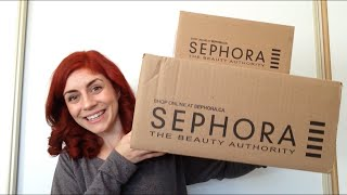 getlinkyoutube.com-Sephora Unboxing!!! Part 1 {Tarte, Sephora Favourites}