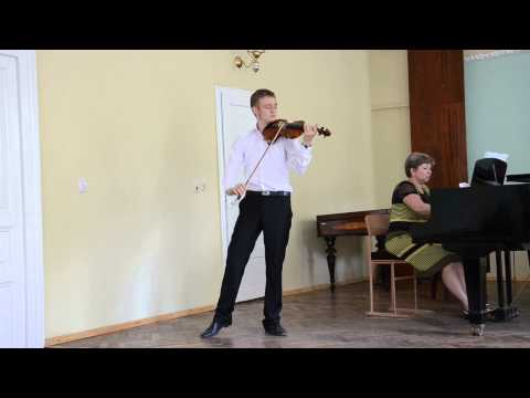 G.Ernst concert for violn and orkestra . Mark Pavlyuk