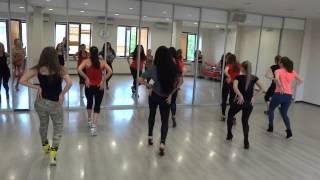 getlinkyoutube.com-Ciara - Body Party choreography