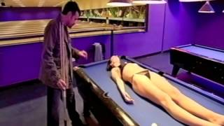 getlinkyoutube.com-Hypnotised Girl Strips. Pool Table Sunbed- Peter Powers-Top Television & Stage Hypnotist Show on TV
