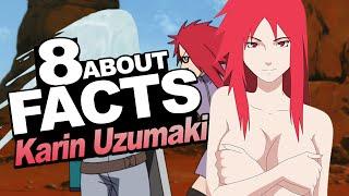 "8 Facts About Karin Uzumaki You Should Know!!! w/ ShinoBeenTrill & Stahtz ""Naruto Shippuden"""