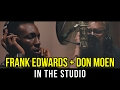Don Moen & Frank Edwards Record New EP Grace | Footage from the Studio