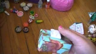 getlinkyoutube.com-Handmade american girl doll accsessories!