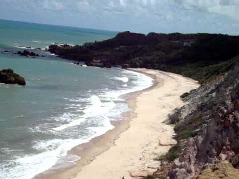Mirante proximo a Tambaba praia do nudismo litoral Paraibano  (Narrado por Xandoca)