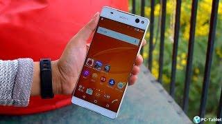 getlinkyoutube.com-Sony Xperia C5 Ultra Dual: Selfie Smartphone Review