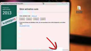 getlinkyoutube.com-How to Activate Kaspersky Anti-Virus 2013 By Using Key File.mp4
