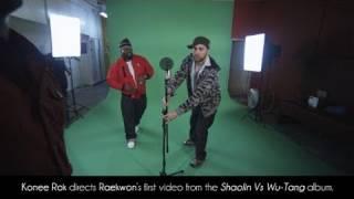 Raekwon - Shaolin Vs Wu-Tang (Making of)