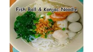 Konjac & Fish ball